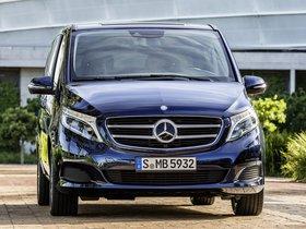 Ver foto 6 de Mercedes Clase V250 BlueTEC 2014