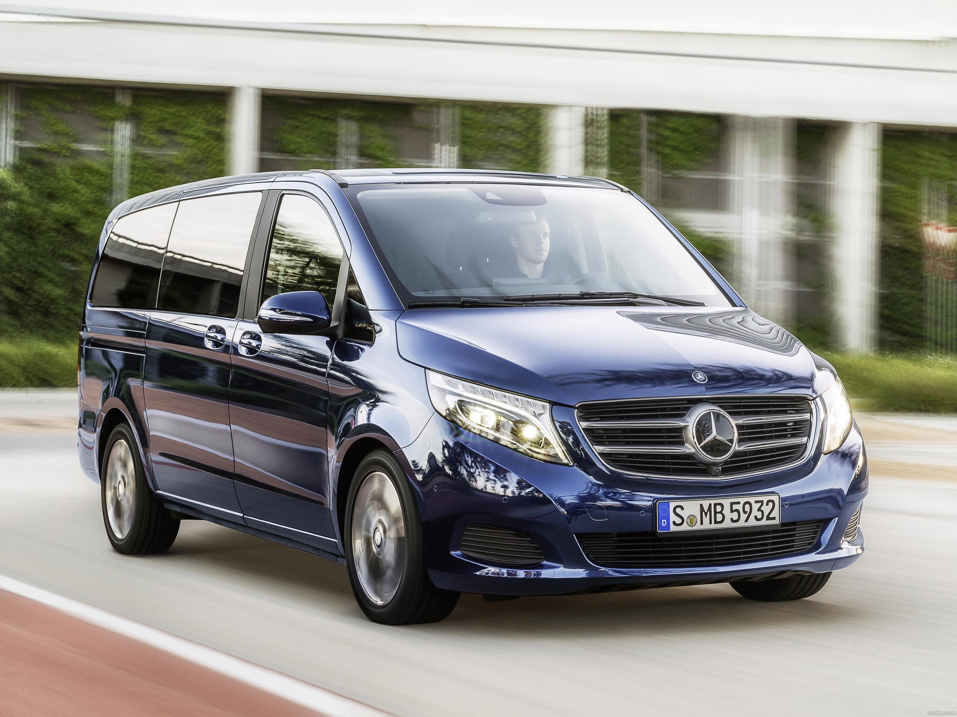 Foto 0 de Mercedes Clase V250 BlueTEC 2014