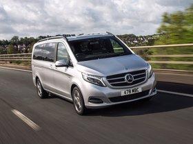 Ver foto 10 de Mercedes Clase V 250 BlueTec Extralang Avantgarde W447 UK 2015
