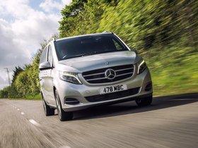 Ver foto 8 de Mercedes Clase V 250 BlueTec Extralang Avantgarde W447 UK 2015