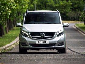 Ver foto 6 de Mercedes Clase V 250 BlueTec Extralang Avantgarde W447 UK 2015