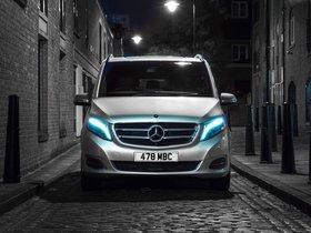 Ver foto 2 de Mercedes Clase V 250 BlueTec Extralang Avantgarde W447 UK 2015