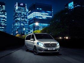 Ver foto 17 de Mercedes Clase V 250 BlueTec Extralang Avantgarde W447 UK 2015