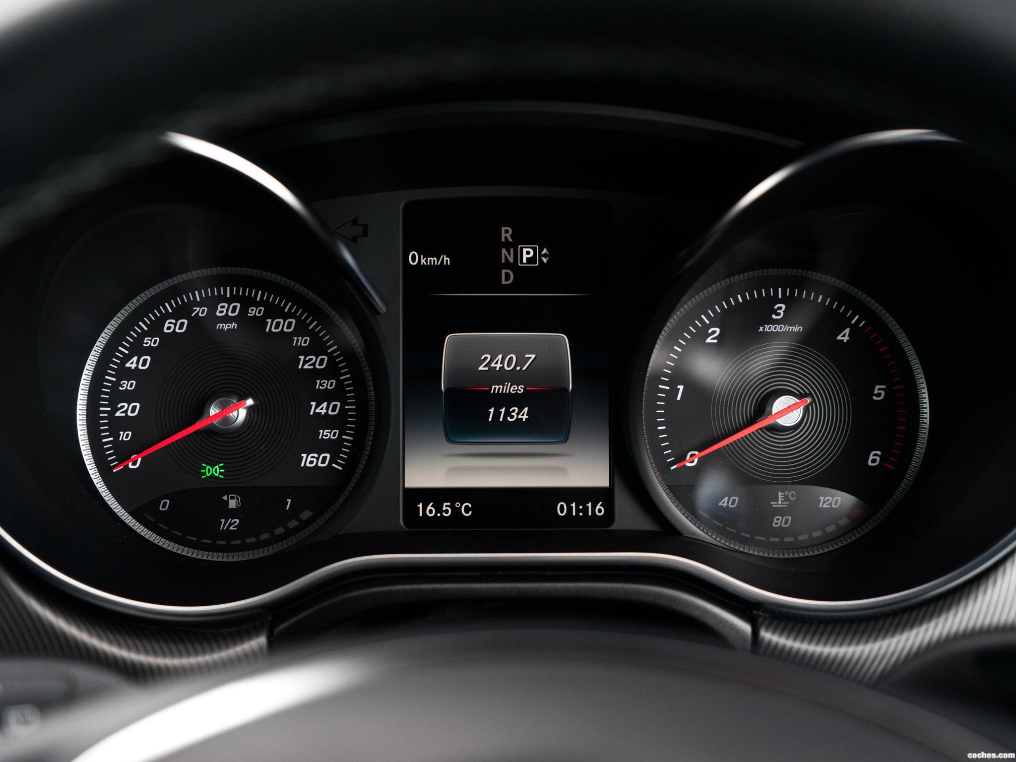Foto 20 de Mercedes Clase V 250 BlueTec Extralang Avantgarde W447 UK 2015