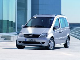Ver foto 10 de Mercedes Vaneo 2002