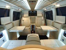 Ver foto 3 de Mercedes Viano Carisma Auto Design 2013