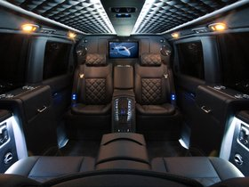 Ver foto 2 de Mercedes Viano Carisma Auto Design 2013