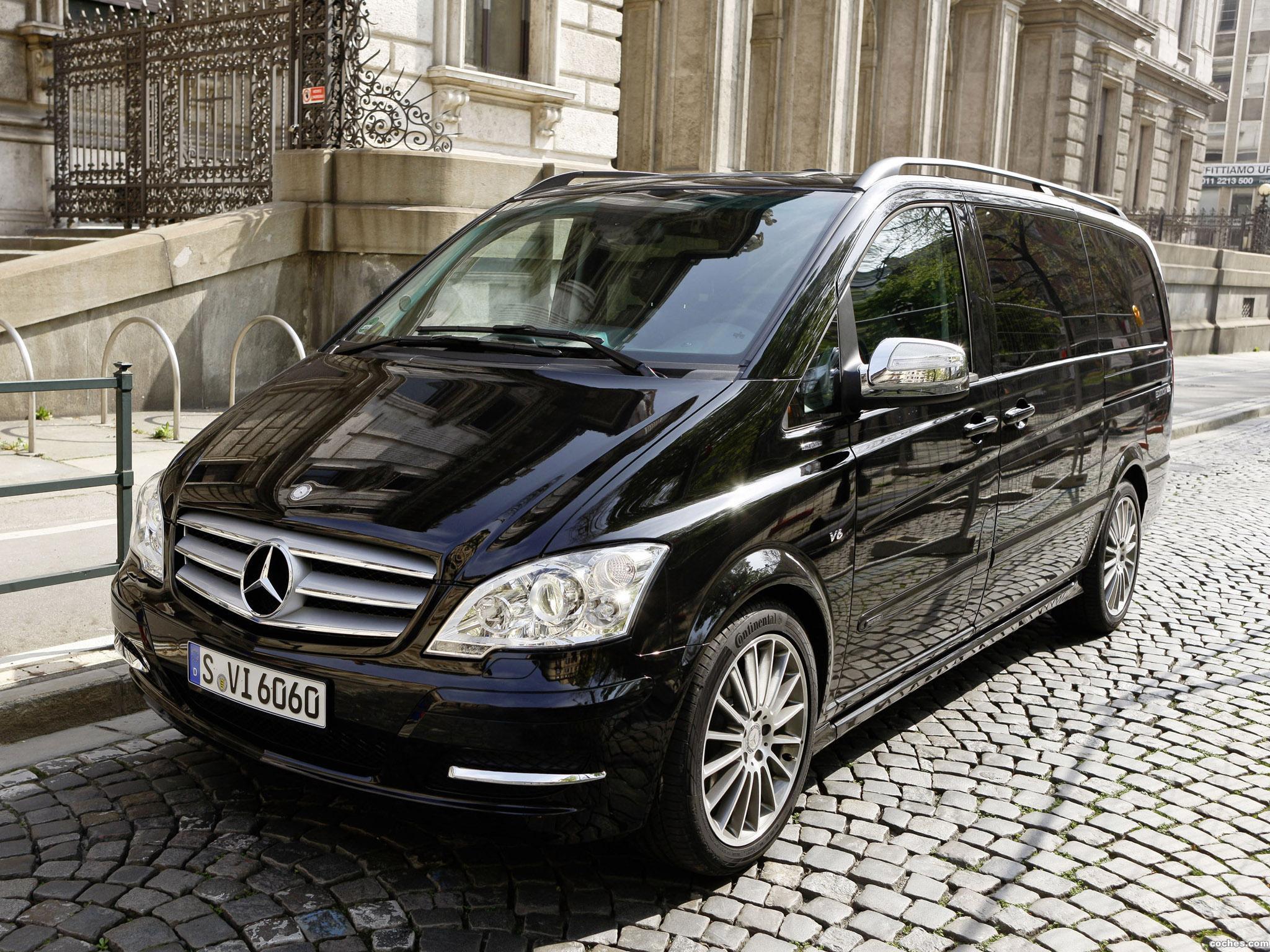 Foto 0 de Mercedes Viano Carisma Auto Design 2013
