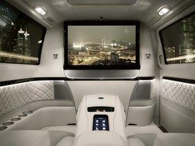 Ver foto 2 de Mercedes Viano Vision Diamond Concept 2012