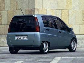 Ver foto 5 de Mercedes Vision A93 Concept 1993