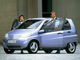 Ver foto 4 de Mercedes Vision A93 Concept 1993