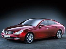 Ver foto 5 de Mercedes Vision CLS Concept 2003