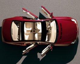 Ver foto 3 de Mercedes Vision CLS Concept 2003