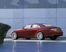 Ver foto 2 de Mercedes Vision CLS Concept 2003