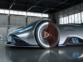 Ver foto 23 de Mercedes Vision EQ Silver Arrow 2018