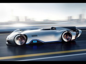 Ver foto 22 de Mercedes Vision EQ Silver Arrow 2018