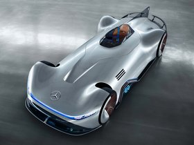 Ver foto 20 de Mercedes Vision EQ Silver Arrow 2018