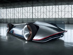 Ver foto 18 de Mercedes Vision EQ Silver Arrow 2018