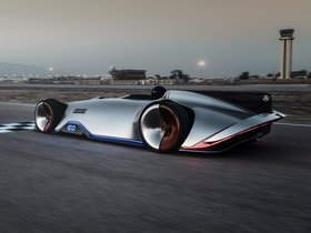 Ver foto 15 de Mercedes Vision EQ Silver Arrow 2018