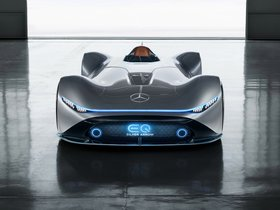Ver foto 14 de Mercedes Vision EQ Silver Arrow 2018