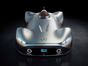 Ver foto 12 de Mercedes Vision EQ Silver Arrow 2018