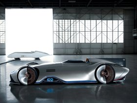 Ver foto 10 de Mercedes Vision EQ Silver Arrow 2018