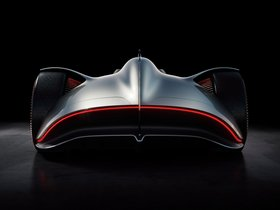 Ver foto 8 de Mercedes Vision EQ Silver Arrow 2018
