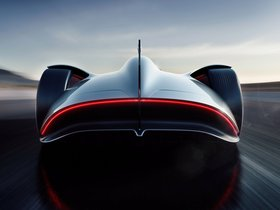 Ver foto 6 de Mercedes Vision EQ Silver Arrow 2018