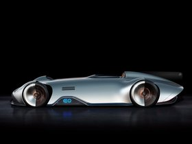 Ver foto 5 de Mercedes Vision EQ Silver Arrow 2018