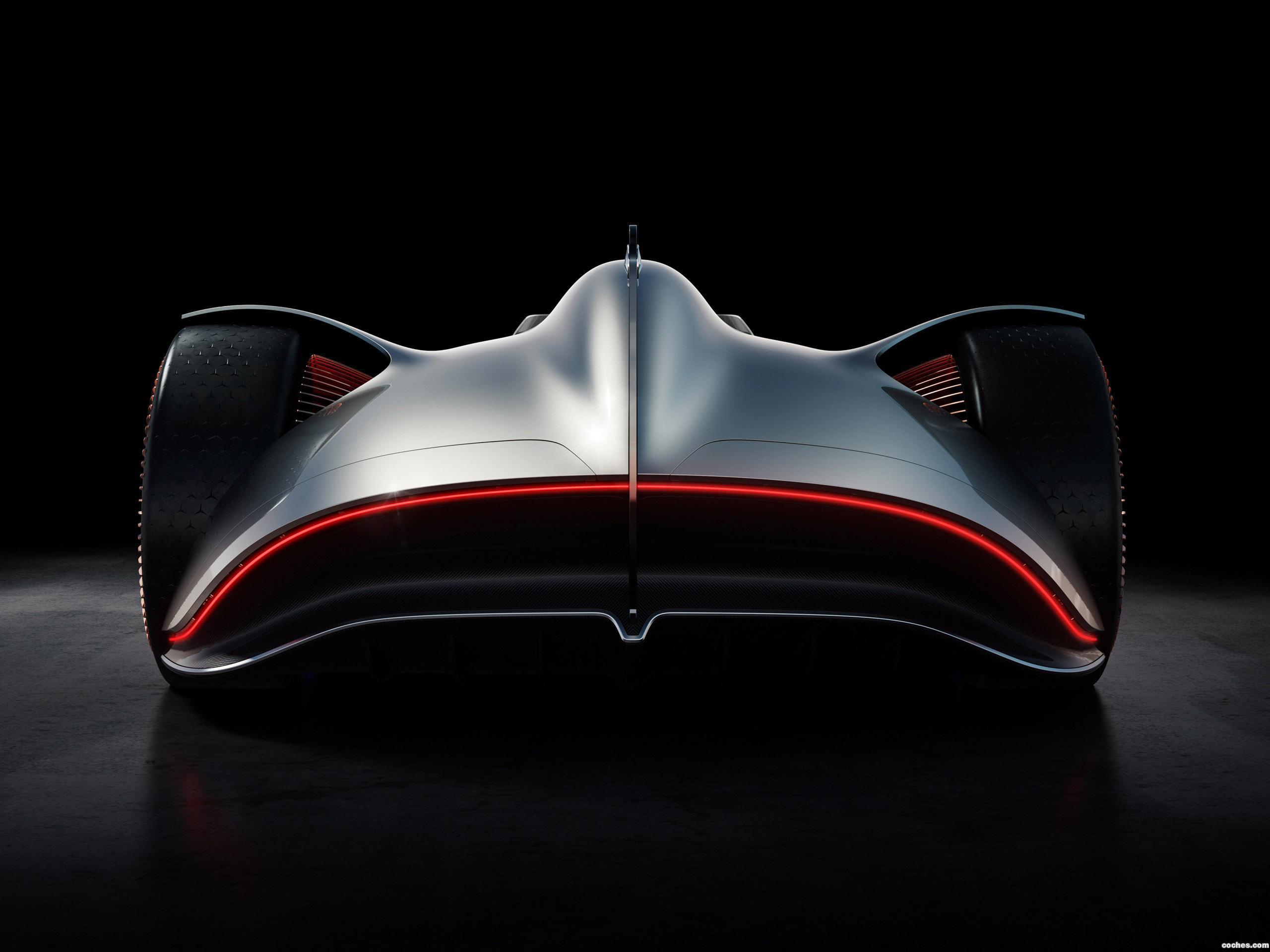 Foto 7 de Mercedes Vision EQ Silver Arrow 2018