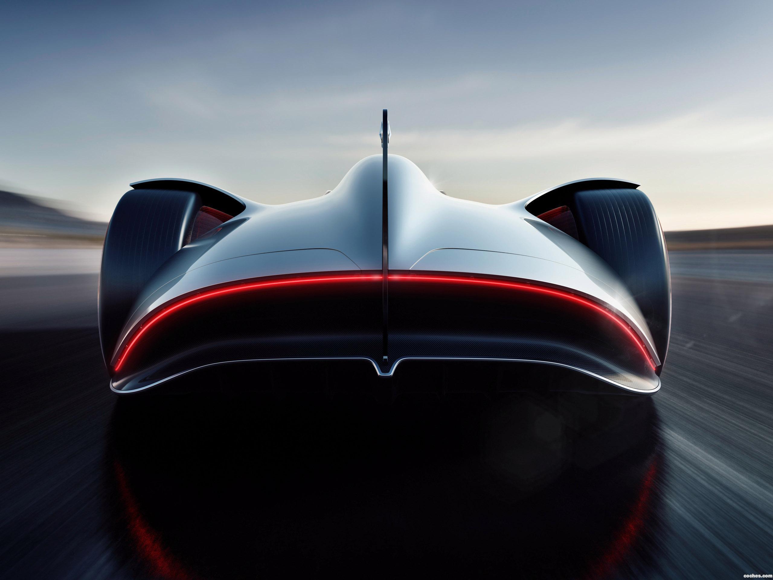 Foto 5 de Mercedes Vision EQ Silver Arrow 2018