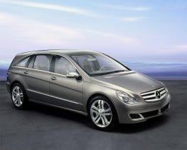 Ver foto 9 de Mercedes Vision GST Concept 2002