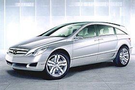 Ver foto 8 de Mercedes Vision GST Concept 2002