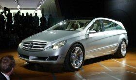 Ver foto 6 de Mercedes Vision GST Concept 2002