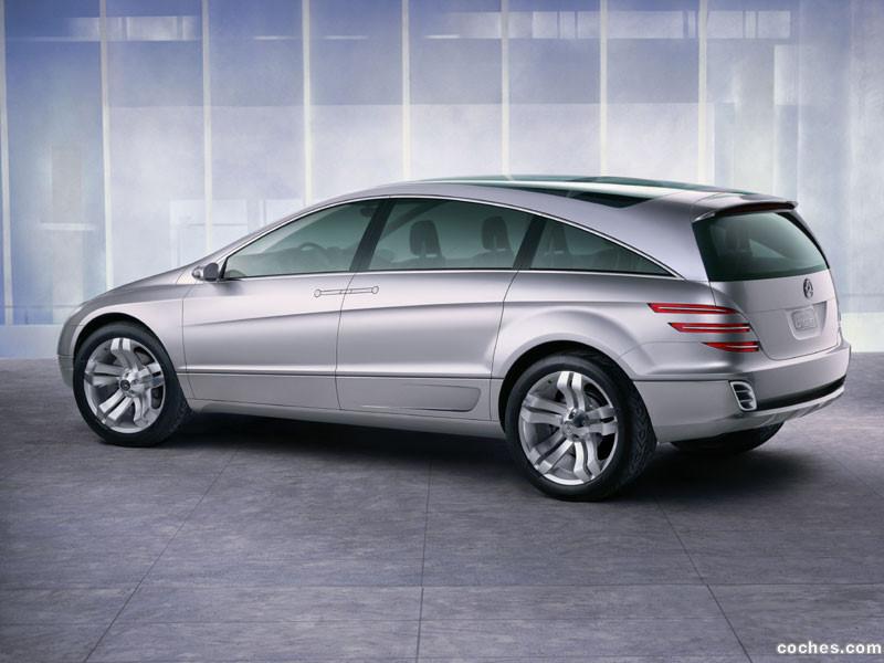 Foto 0 de Mercedes Vision GST Concept 2002