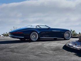 Ver foto 3 de Mercedes Vision Maybach 6 Cabriolet 2017