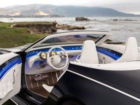 Ver foto 26 de Mercedes Vision Maybach 6 Cabriolet 2017