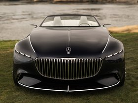 Ver foto 15 de Mercedes Vision Maybach 6 Cabriolet 2017