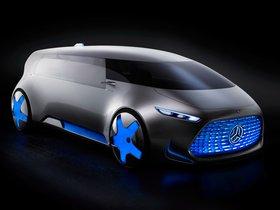 Ver foto 3 de Mercedes Vision Concept Tokyo 2015