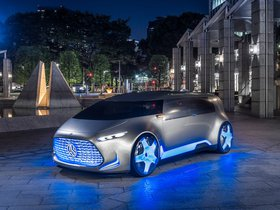 Fotos de Mercedes Vision Concept Tokyo 2015