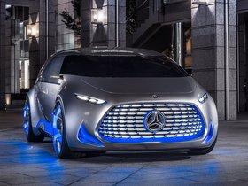 Ver foto 10 de Mercedes Vision Concept Tokyo 2015