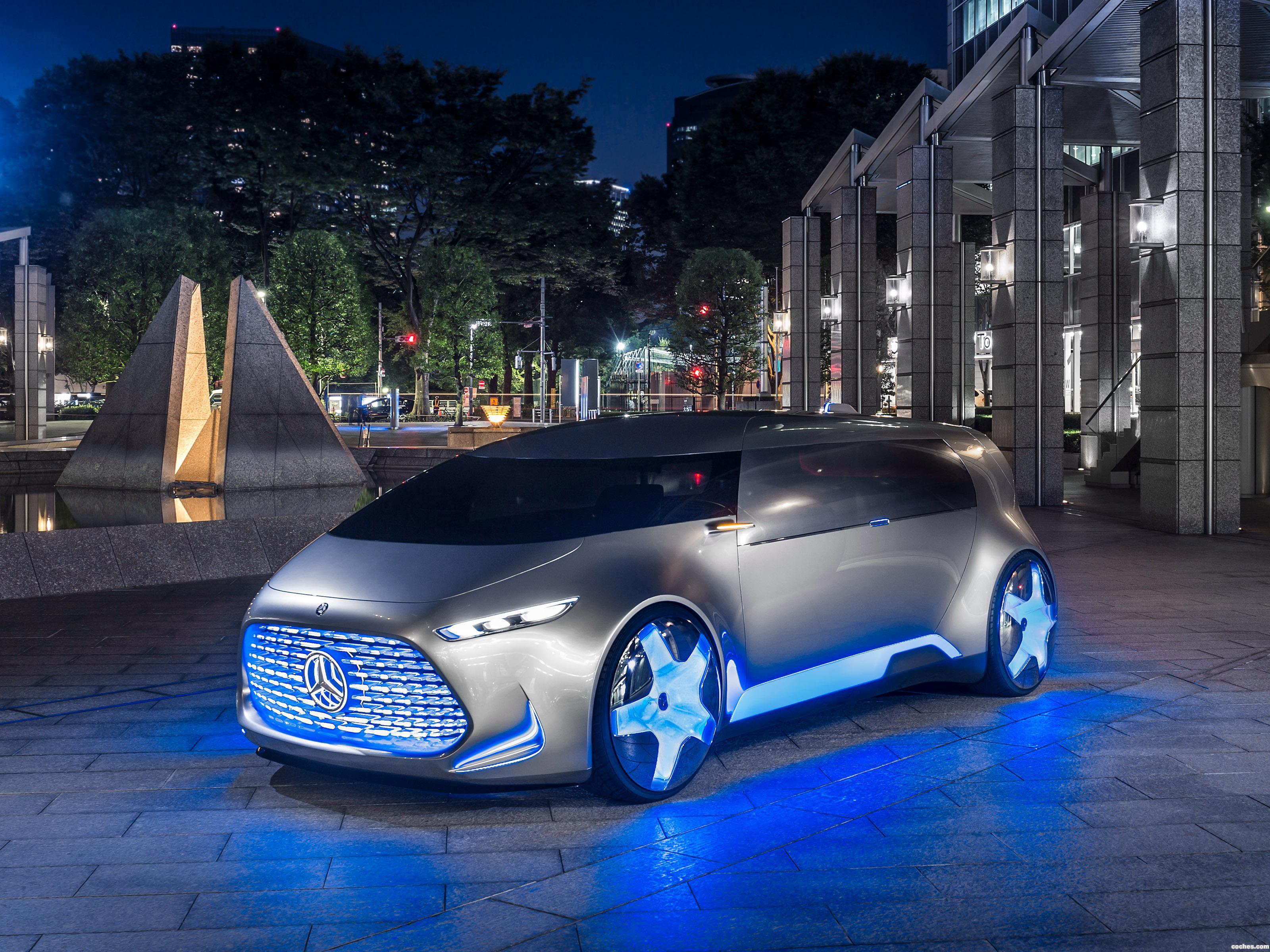 Foto 0 de Mercedes Vision Concept Tokyo 2015