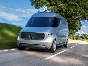 Ver foto 6 de Mercedes Vision Van 2016