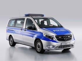 Ver foto 1 de Mercedes Vito 119 CDI Polizei 2015