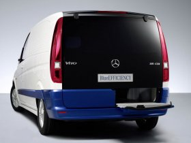Ver foto 2 de Mercedes Vito Blue Efficiency W639 2008