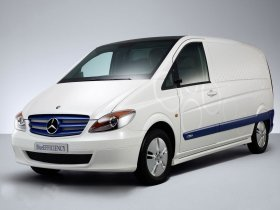 Fotos de Mercedes Vito Blue Efficiency W639 2008