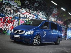 Ver foto 8 de Mercedes Vito Sport-X Project X W639 2012