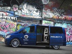 Ver foto 7 de Mercedes Vito Sport-X Project X W639 2012