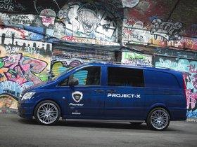 Ver foto 6 de Mercedes Vito Sport-X Project X W639 2012