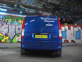 Ver foto 2 de Mercedes Vito Sport-X Project X W639 2012